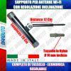 SUPPORTO ANTENNA WIFI CON REGOLAZIONE DEL PUNTAMENTO - LINKEM OUTDOOR - WIFI PUNTO PUNTO - CPE - SPM20N