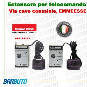 Estensore di telecomando via cavo antenna ottimo per Sky HD e MySkyHD COD. 87163