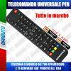 TELECOMANDO UNIVERSALE LIGHT PER APPARECCHI DI TUTTE LE MARCHE - INVIARE CODICE DEL MODELLO RICHIESTO