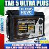 MISURATORE DI CAMPO ROVER HD TAB 5 ULTRA TOUCH DVB-S/S2 DVB-T/T2